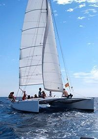Catamaran Girona
