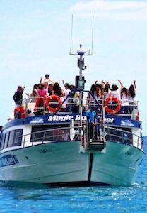 Fiestas en barco Platja d'Aro