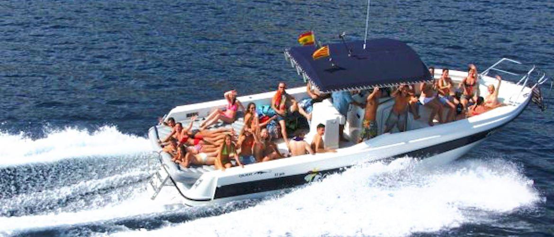 Alquiler de barcos Lloret de Mar