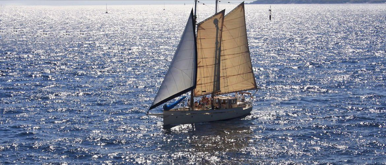 Barco despedida Platja d'Aro
