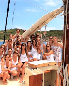 Excursiones en barco en Platja d'Aro