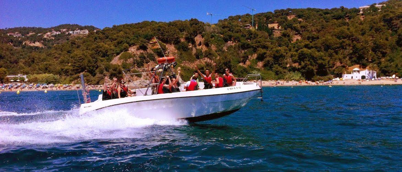 Lloret de Mar boat hire